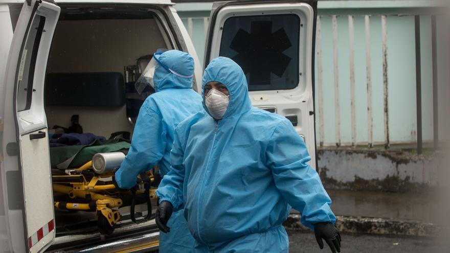 Guatemala llega a 9.798 muertes por la covid-19 tras sumar 42 nuevos decesos