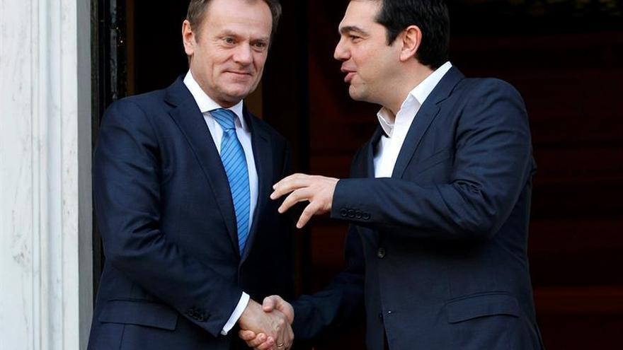 La UE apoya a Grecia para permanecer en Schengen ante la presión de los países miembros