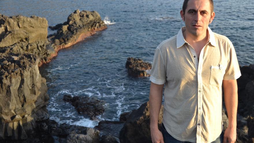Rodrigo Laiz es el candidato de Podemos al Congreso por La Palma.