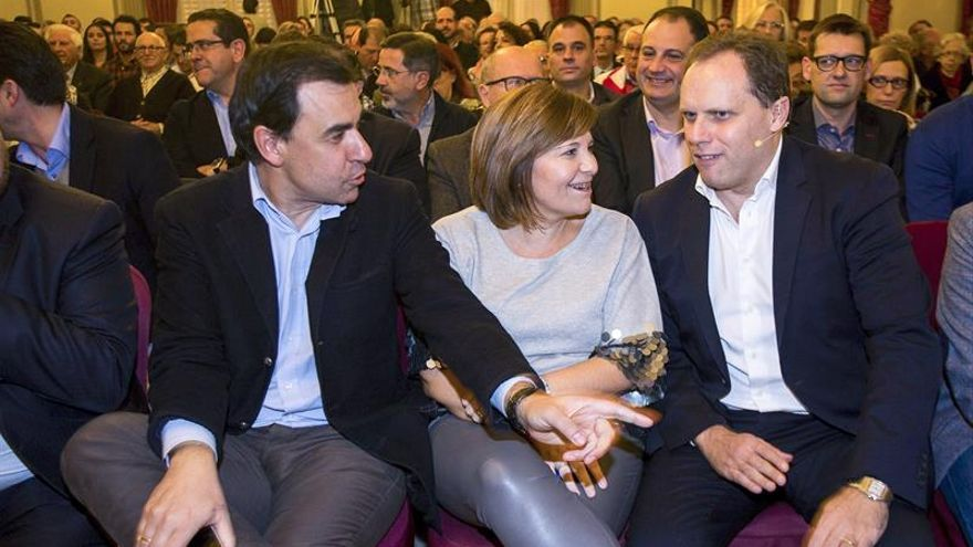 Maíllo: el pacto del PP con Ciudadanos sigue vigente pese al acuerdo con el PSOE