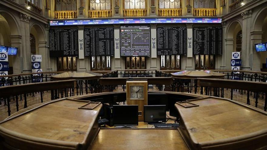 La Bolsa española abre con un alza del 1,16 por ciento y recupera los 8.800 puntos
