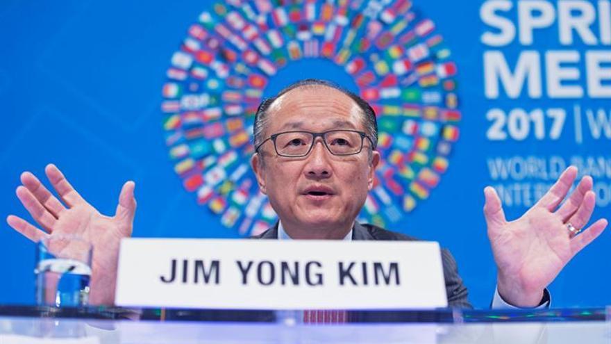 El FMI insta a Trump a trabajar conjuntamente en mejora de comercio global