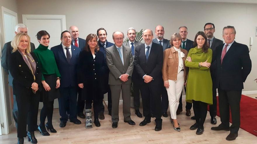 Cinco firmas de abogados se unen en BMyV Alianza para impulsar un proceso de homogeneización