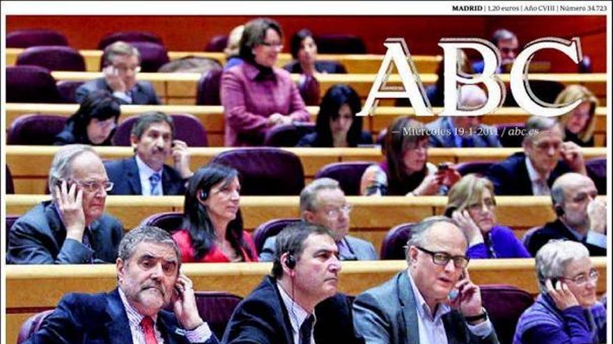 De las portadas del día (19/01/11) #5