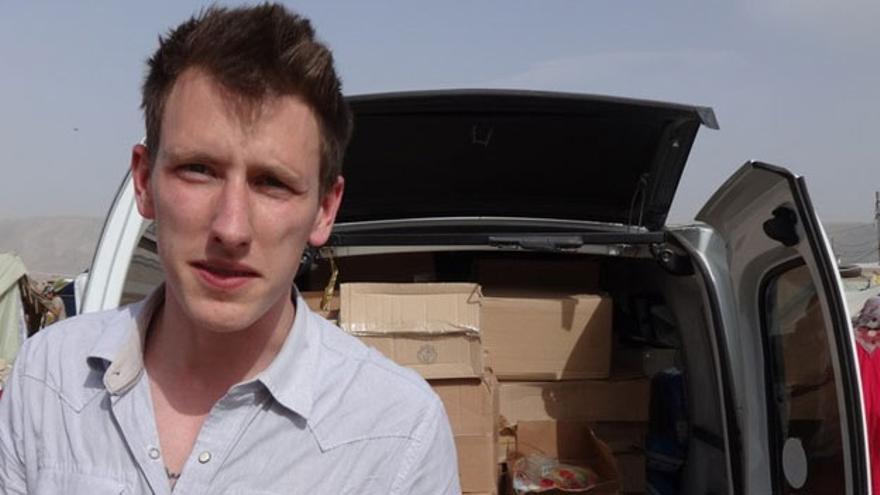 Peter Kassig fue secuestrado en Siria en octubre de 2013.