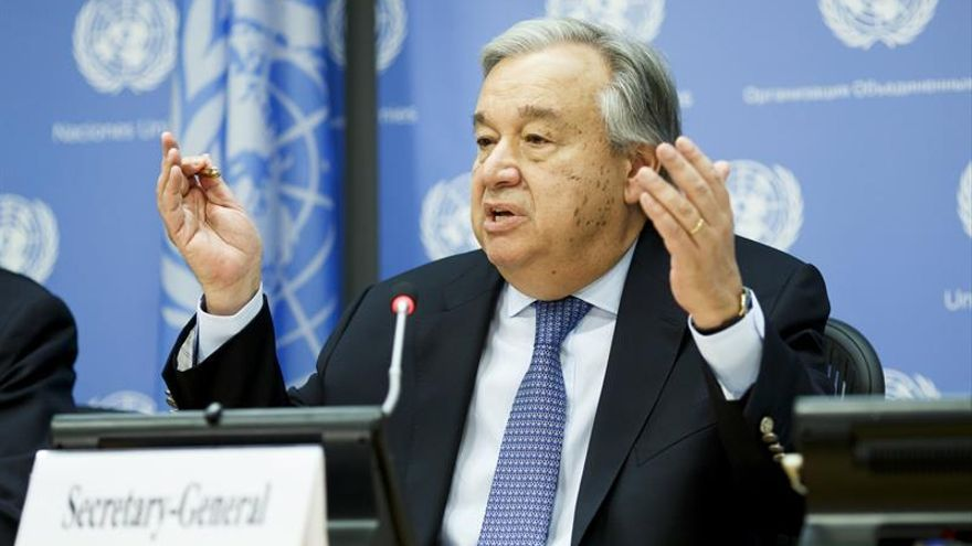 La ONU condena el ataque en Jerusalén y pide evitar una escalada de violencia