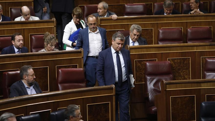 El PDeCAT también se borrará de la comisión territorial impulsada por el PSOE en el Congreso si se aplica el 155