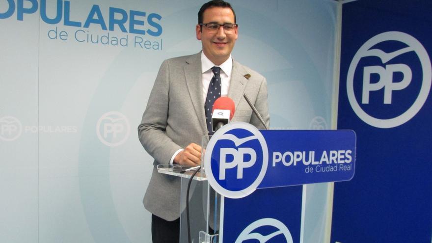 Manuel Borja FOTO: PP Castilla-La Mancha