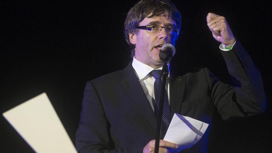 Puigdemont, sobre la DUI: Lo que logremos el 1-O no lo podemos perder el 2-O