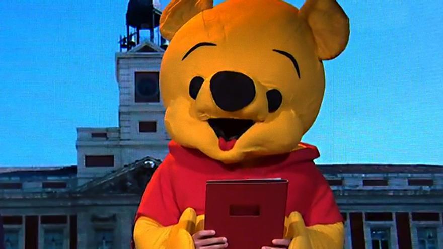 """Winnie The Pooh en """"El Intermedio"""""""