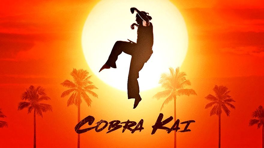 Cobra Kai, la serie que soñó Barney Stinson