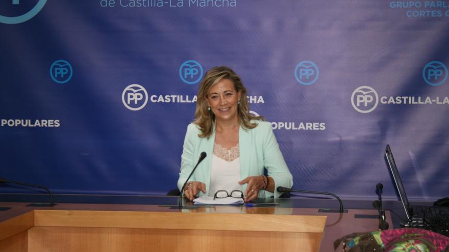 Lola Merino, diputada regional del PP Castilla-La Mancha