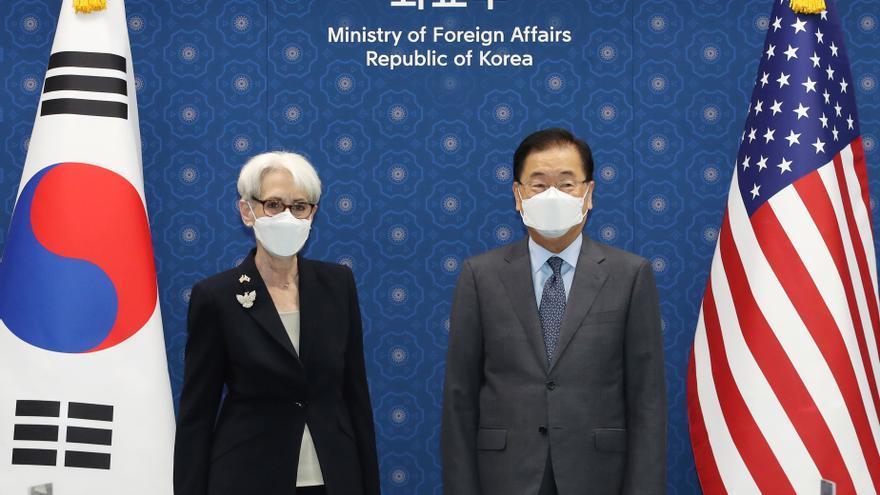 EE.UU. renueva en Seúl su apuesta diplomática para el desarme norcoreano
