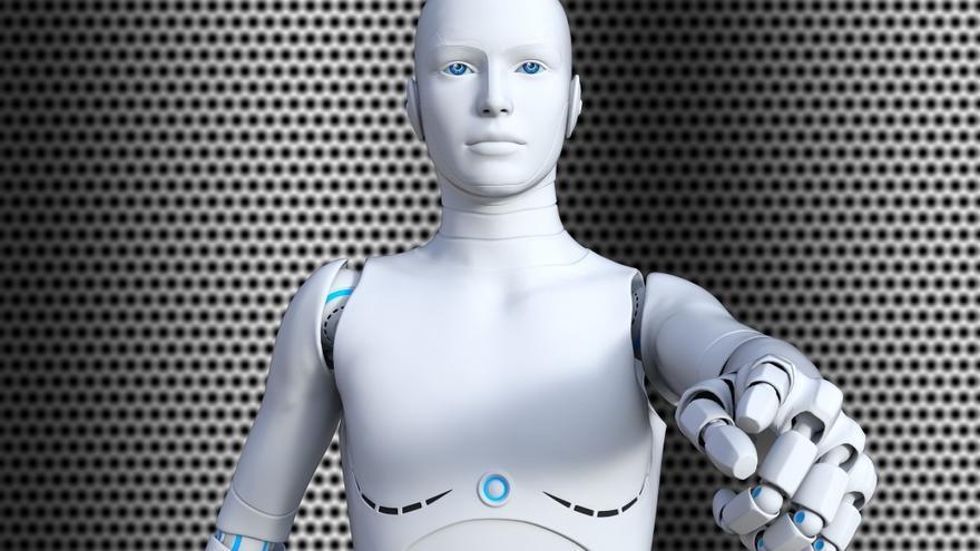 Un androide