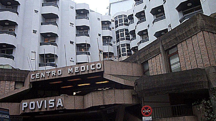 El hospital de Povisa, en Vigo