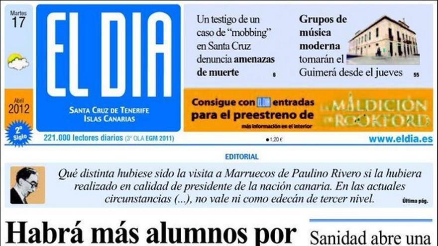 De las portadas del día (17/04/2012) #4