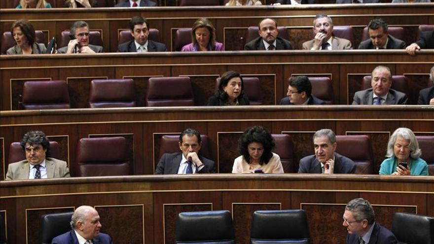 El PSOE pide a Gallardón explicar los efectos de la Justicia Universal en el narcotráfico