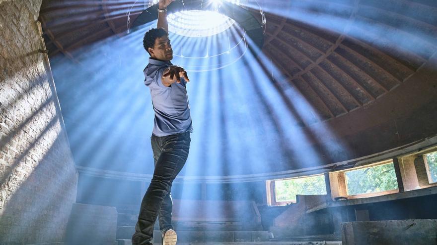 El bailarín Carlos Acosta, cuya historia se cuenta en 'Yuli'