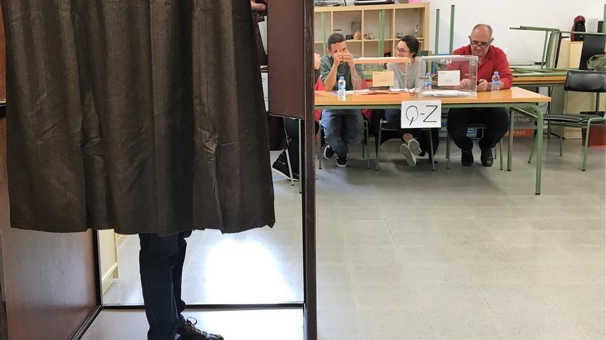 La participación en Cataluña es del 64,1% a las 18 horas, 17,7 puntos más