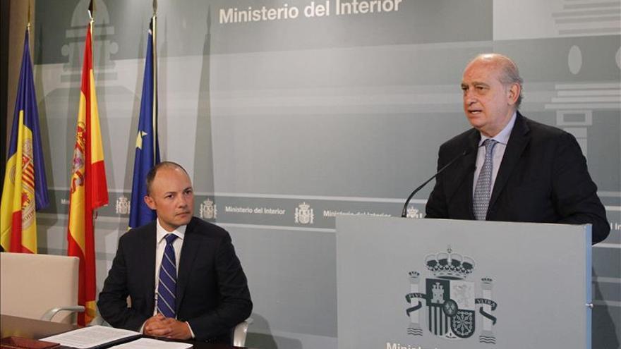 Ministro Justicia de Andorra:La colaboración en el caso Pujol no es mejorable