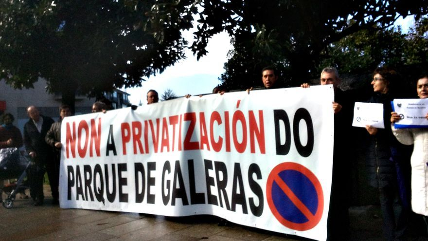 Movilización vecinal contra las obras