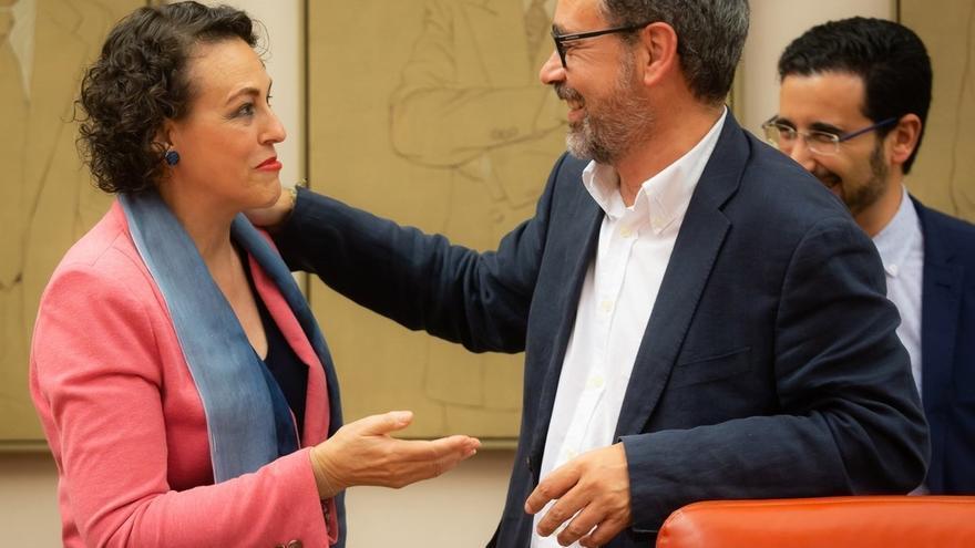 """Valerio """"no aceptará"""" que el sistema de pensiones vea empeorada su situación y confirma que """"hay un problema"""""""
