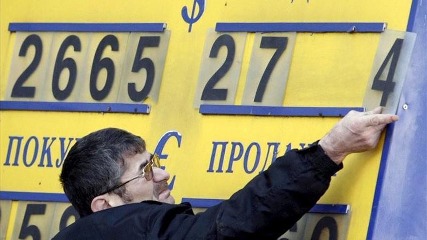 El Banco Central ruso eleva el tipo de interés al 17 %