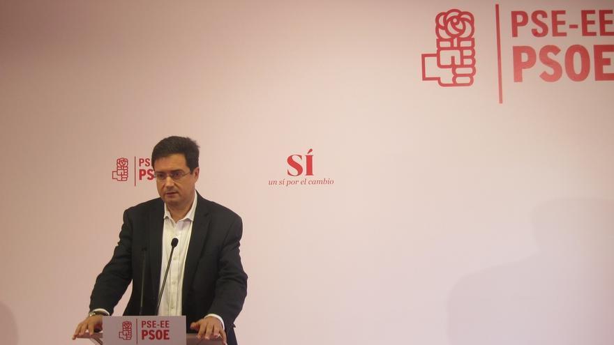 """Óscar López se guarda su opinión sobre la situación del PSOE para el Comité Federal: """"Es donde la tengo que decir"""""""