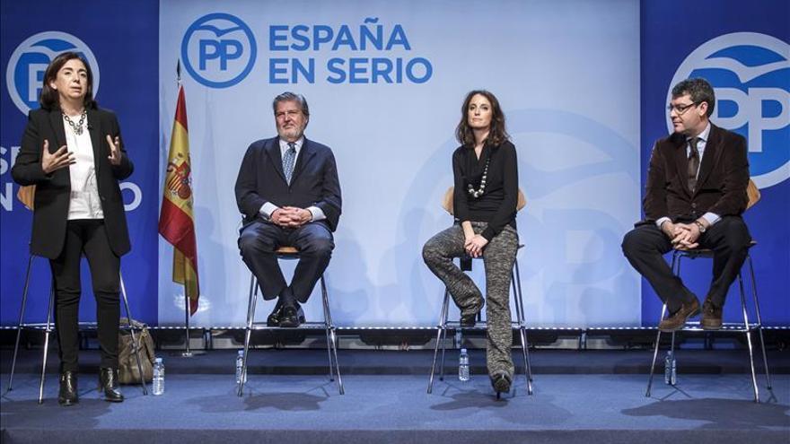 El PP propone un pacto de Estado para dar estabilidad a la educación