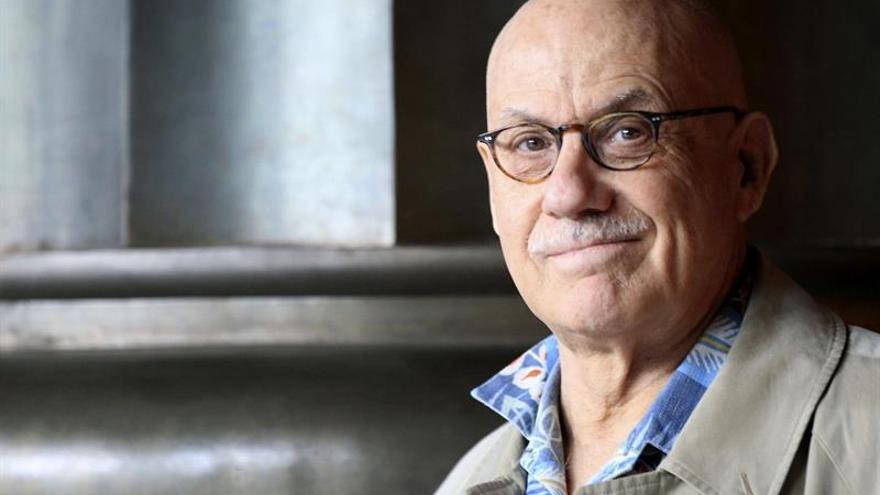 El norteamericano James Ellroy gana el premio Pepe Carvalho de novela negra
