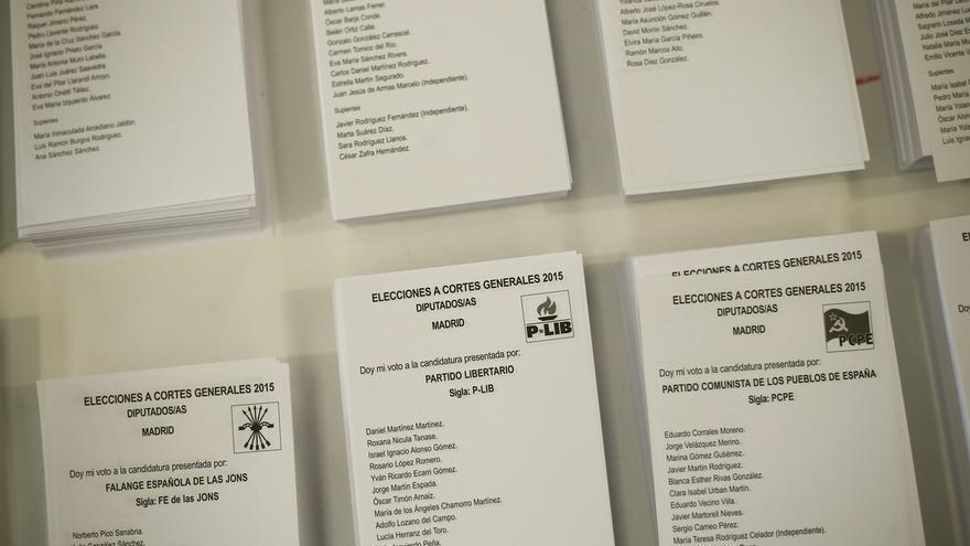 Partidos unionistas, centristas, libertarios y a favor y en contra de la inmigración completan la oferta