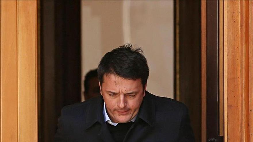 Renzi y Valls irán a la primera cumbre socialista con Sánchez de anfitrión