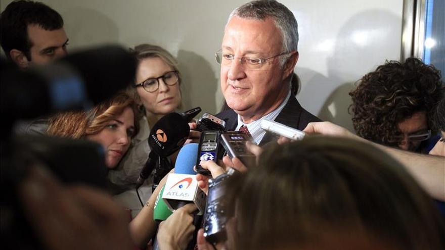 """El PSOE ve """"extraña"""" la pérdida del sumario de los ordenadores de Bárcenas"""