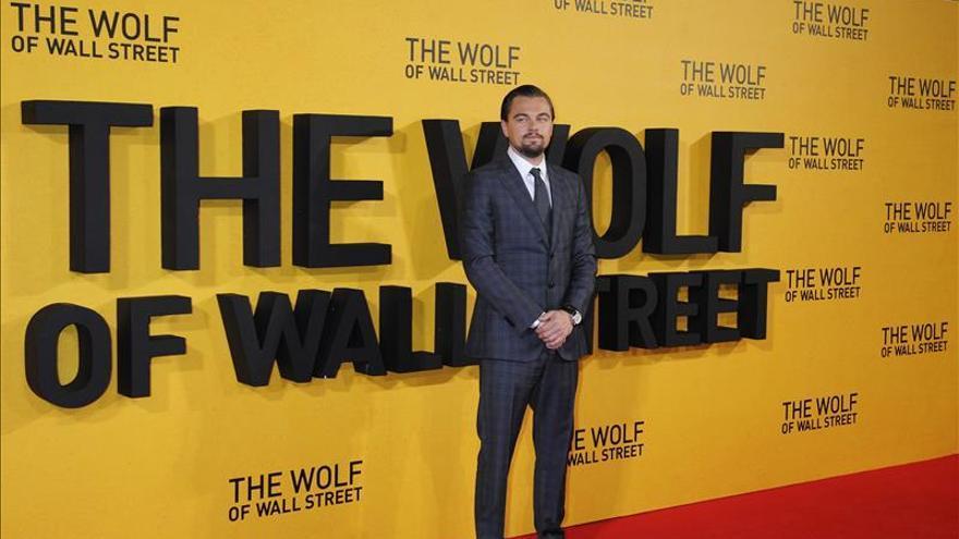 """""""El lobo de Wall Street"""" supera el millón de espectadores en España"""