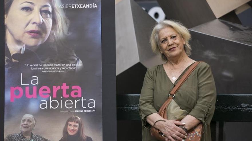 La actriz Terele Pávez recibirá el premio Nosferatu en el Festival de Sitges