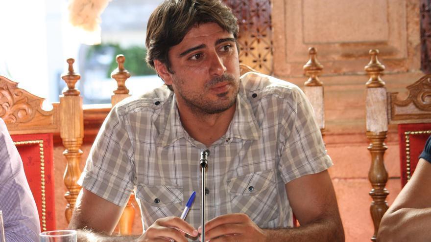 Manuel Abrante, concejal de Obras, Infraestructuras y Servicios Públicos del Ayuntamiento de Santa Cruz de La Palma.