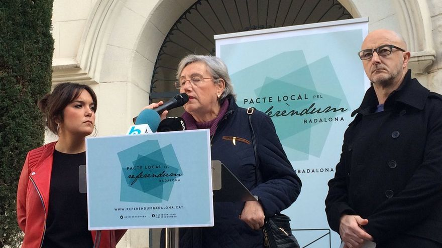 Presentación del Pacto Local por el Referéndum