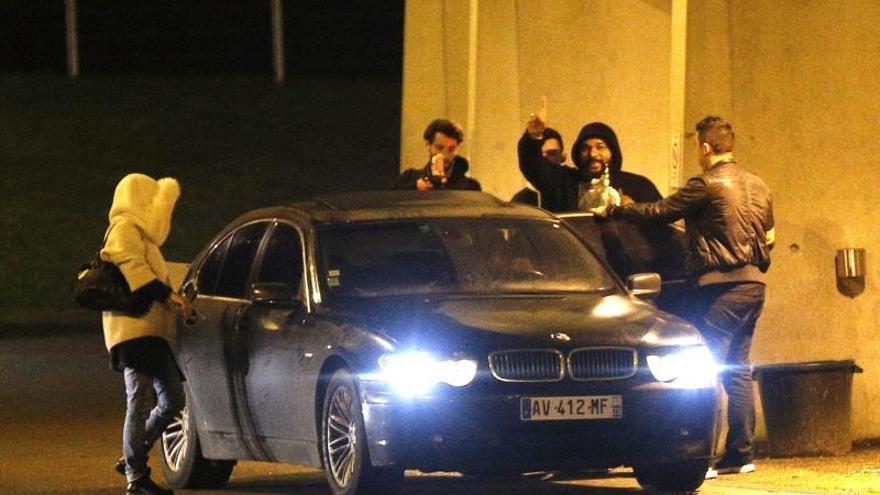 El polémico humorista francés Dieudonné declara en estado de arresto
