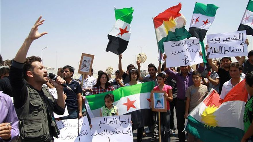 El Kurdistán iraquí pide protección internacional para la población kurda siria