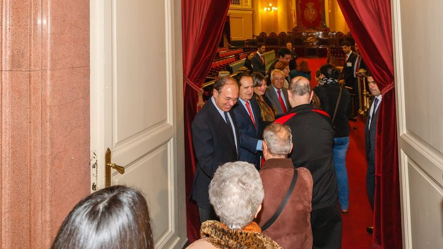 """García-Escudero rechaza el cierre del Senado y pide su reforma: """"Está en cuestión desde que se aprobó la Constitución"""""""