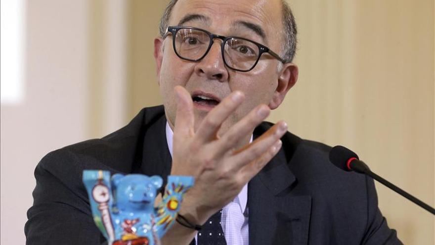 """Moscovici condena """"la austeridad"""""""