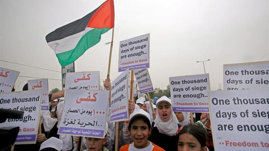 Israel anuncia que reabrirá el paso de Erez al tránsito de mercancías a Gaza