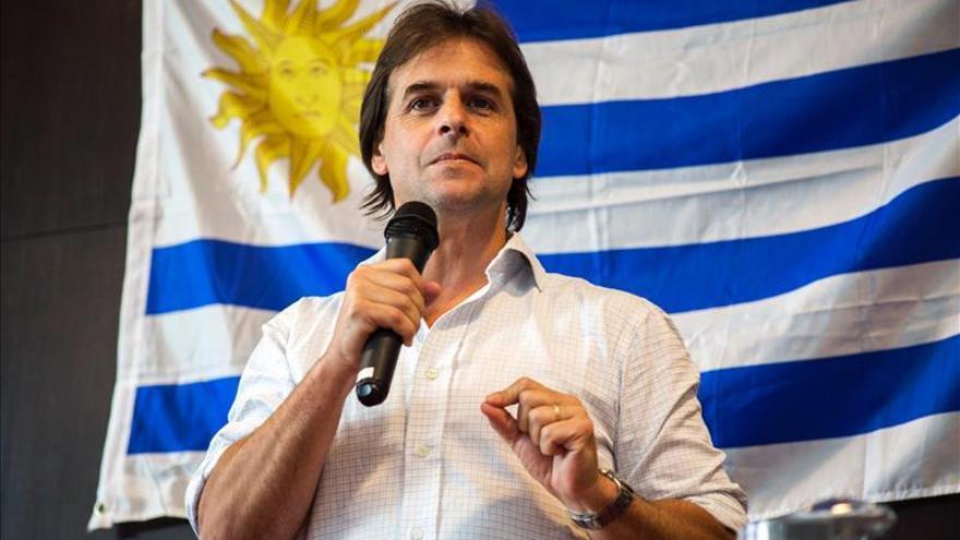 """Lacalle Pou cree que su proyecto """"de diálogo"""" aún puede gobernar Uruguay"""