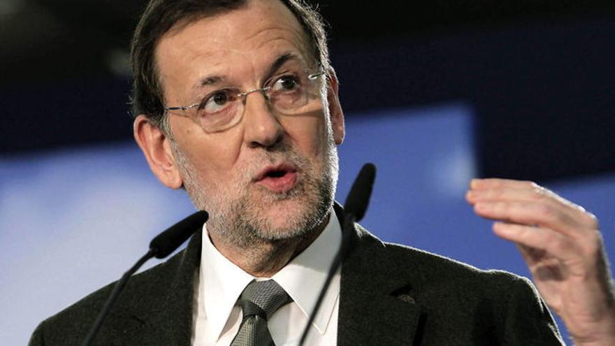 Mariano Rajoy, presidente del Gobierno / Efe
