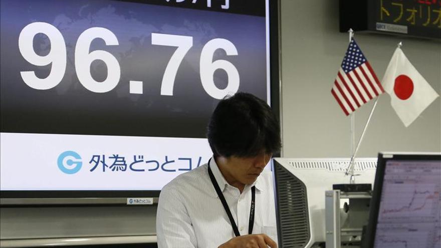 La reserva de divisas de Japón disminuyó en diciembre por segundo mes seguido