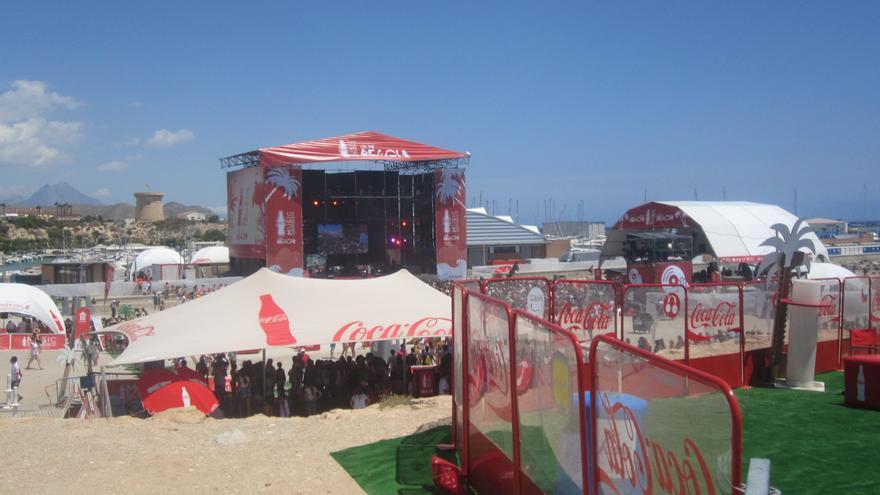 Coca Cola Music Experience