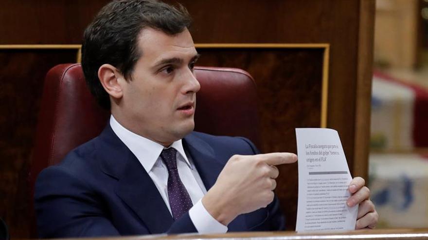 El Congreso debate iniciativa de Cs que pide comisión sobre atentados Cataluña