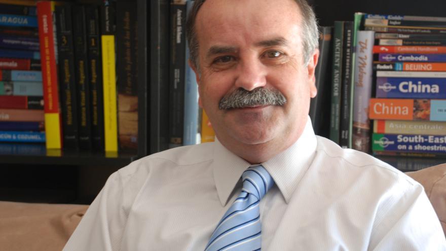 Enrique Yeves, director de la FAO en España.