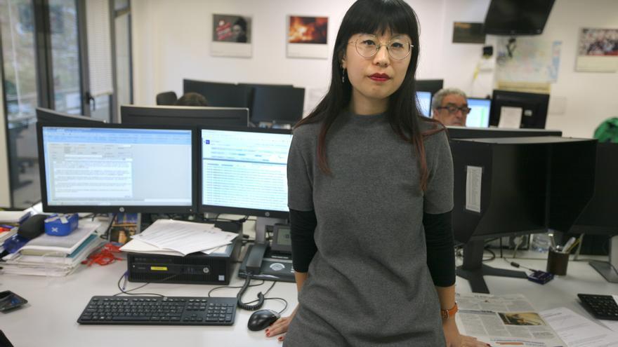 Paloma Chen. Extranjera en España, extraña en China