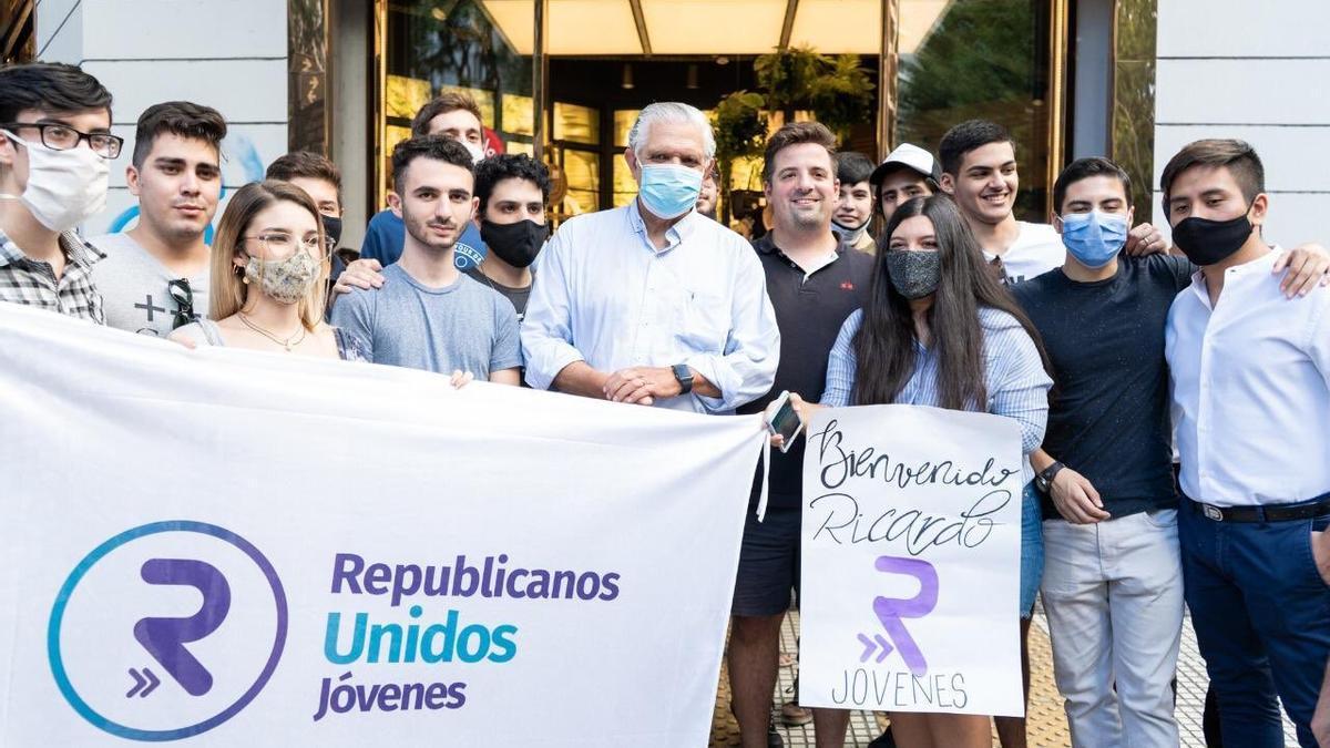 Ricardo López Murphy, a punto de ir a una PASO porteña dentro de JxC